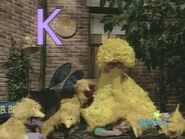 Big Bird, Telly and the Birdketeers take a nap in episode 3797