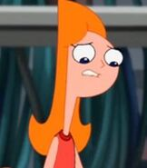 Candace Flynn in Phineas and Ferb Mission Marvel
