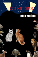 Cats Don't Dance Remake Poster