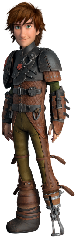 Character Hiccup 02