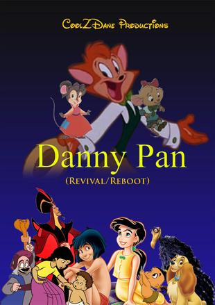 Danny Pan (Revival - Reboot) poster