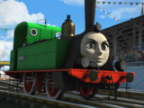 Gina the Italian Engine