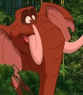 Tantor in Tarzan