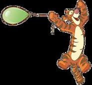 Tiggreenballoon