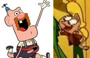Uncle Grandpa X Helen