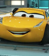 Cruz Ramirez in Cars 3