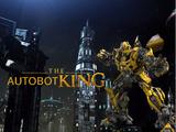The Autobot King