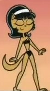 Kitty katswell bikini
