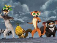 Lemursstilloncliffstill