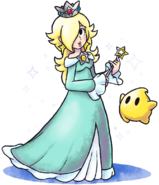 Mario luigi rpg style rosalina and luma by master rainbow-da96dl1
