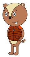 Mr Chris Pepper (Heathcliff)