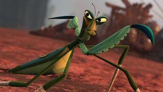 Profile - Mantis