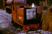Rusty the Little Orange Diesel Engine