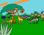Stanley african animals02
