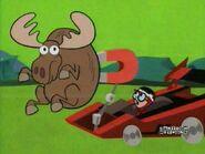 Dexter's Lab Moose