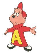 It's Alvin Seville