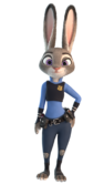 Judy hopps by dreggnik-d9yy1k1