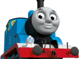 Lightning, Red and Thomas: The Three Musketeers