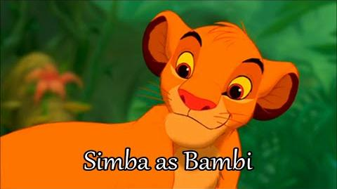 """Simba"" (Bambi) Cast Video"