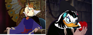 Becky white kismet and magica