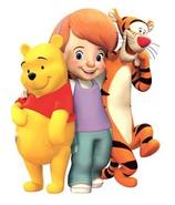 Darby, Tigger & Pooh