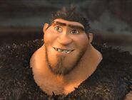 Grug in The Croods