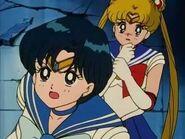 Sailor Mercury Saying Go Bleach Your Roots Creep