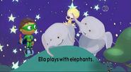 Super Why! Hollywoodedge, Elephant Trumpeting PE024801