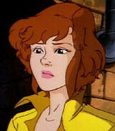 April O'Neil in Teenage Mutant Ninja Turtles (1987)