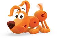 Dog-small-Word-World