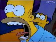 Homer Screaming