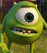 Mike Wazowski in Monsters, University (2013)