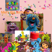 Monster Clubhouse- Mel's Big Birthday- Poster