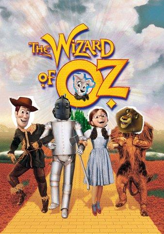 Wizard Of Oz Parody Pics