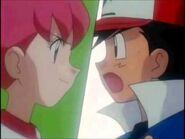 Ash vs Whitney