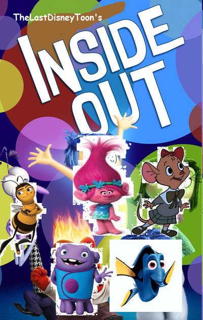 Inside Out (TheLastDisneyToon's Style).