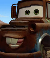 Mater in Cars (Video Game)