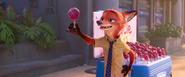 Nick Wilde's Popsicles