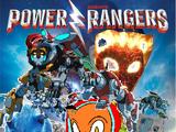 Power Rangers (2017) (Brodi and Astro Style)