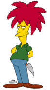The Simpsons Sideshow Bob