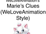 Marie's Clues (WeLoveAnimation Style)