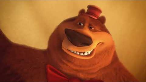 """Beauty and the Grizzly Bear - Part 21 A Romantic Evening (""""Beauty and The Beast"""")"""