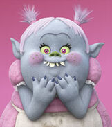 Bridget in Trolls