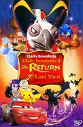 Charlie Brownladdin II The Return of Lord Shen (1994; Movie Poster)