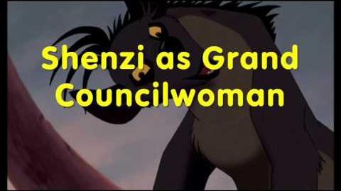 Eilonwy & Gurgi (Lilo & Stitch) cast video
