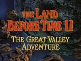 The Land Before Time II: The Great Valley Adventure (Mirai Forever2017 Style)