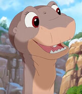 Littlefoot in The Land Before Time 14 Journey of the Brave-0