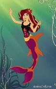 Mermaid Sunset Shimmer