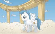 Ponified Pegasus