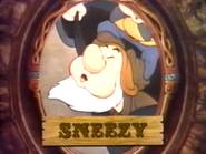 Sneezy (Magic Mirror)